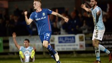 Linfield punish Warrenpoint with second half goals