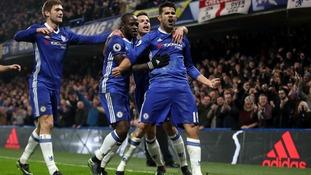 Costa celebration