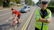 Number of cyclists killed or badly hurt falls by 20%