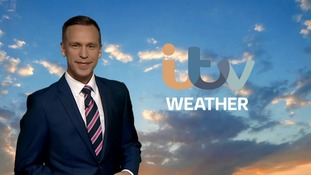 Sunday morning's weather for the west of the region