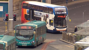 Buses on Merseyside