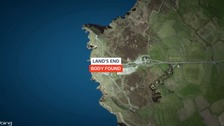 Body found at Land's End