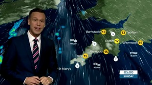 Mixed weather fortunes