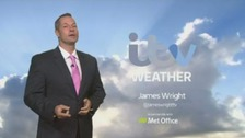 Wales Weather: dry and bright tomorrow!