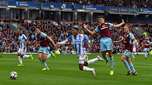 Burnley failed to build on their positive result at Anfield last week with a goalless draw at home to Huddersfield