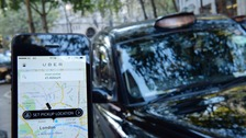 Hundreds of thousands of Uber users sign petition