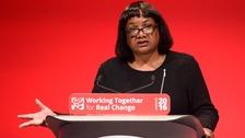 Diane Abbott: Tory immigration targets 'bogus'