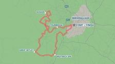 Velo Birmingham: Route Map and Road Closures