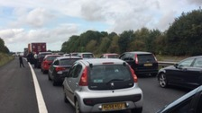 Motoring groups raise welfare concerns after M3 chaos