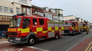 Blackpool 'gas explosion' latest