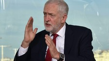 Corbyn: UK needs to be 'careful' about EU single market terms