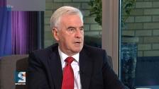 Labour's John McDonnell brands Uber a 'disgrace'