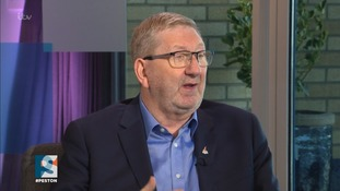 Len McCluskey was also critical of Uber.