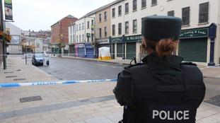 Derry attack