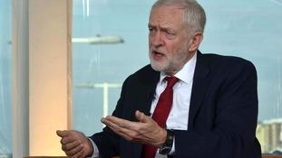 Corbyn: UK needs to be 'careful' about EU single market terms