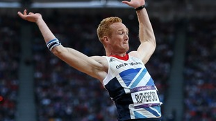Greg Rutherford leaps onto ITV quiz show