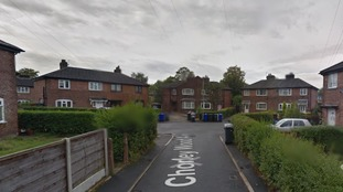 Image shows Chorley Wood in Burnage