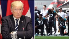 US stars condemn Trump in row over sporting protests