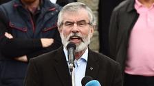 Sinn Féin up for doing a deal on institutions - Adams
