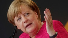 Angela Merkel set to win new term as German chancellor