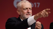 Corbyn avoids Brexit vote clash at Labour conference