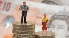 Gender pay gap 'highest in Midlands'