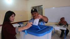 Iraqi Kurds vote in historic independence referendum