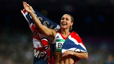 Baby joy for Jessica Ennis-Hill
