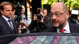 Martin Schulz, chairman of the Social Democratic Party, said voters clearly wanted them in opposition.