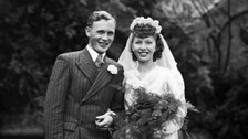 Platinum couple celebrate 70th wedding anniversary