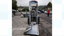 Somerset ATM targeted twice by thieves in two weeks