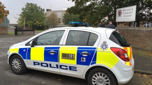 Teenager arrested after staff member stabbed at Winterton Community Academy