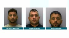 Three drug gang members handed long-term jail sentences