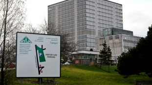 Strikes will be held at DVLA offices across the Midlands