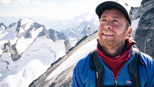 Leo is one of Britain's top climbers and among the best in the world