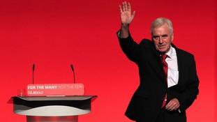 McDonnell Labour Conference
