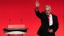 Labour would back Tidal Lagoon pledges Shadow Chancellor