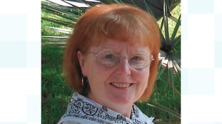John's wife, Pat, who died from dementia in 2012