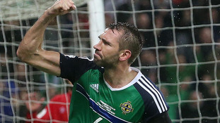 NI's McAuley back for Germany and Norway games