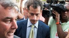 Ex-congressman Anthony Weiner jailed over underage sexting scandal