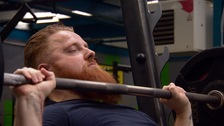 Man from Rochdale crowned world's strongest disabled man