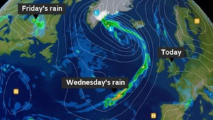 A typically Autumnal week weather wise