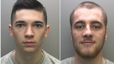 Robbers jailed after terrifying park attack on woman