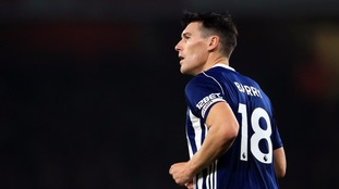 Gareth Barry becomes Premier League's all-time record appearance holder