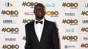 Grime artist Stormzy was a winner at the MOBOs held in Leeds in 2015