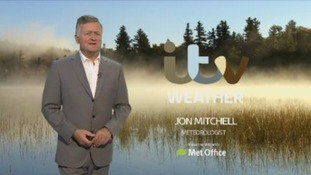 GMB weather with Jon Mitchell
