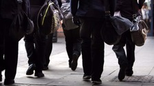 Fines to be issued to each parent if children off school