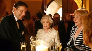In 2005, Dawn met the Queen at the ITV 50th Anniversary celebration.