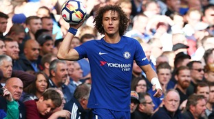 David Luiz likely to feature for Chelsea against Atletico on Wednesday despite wrist injury