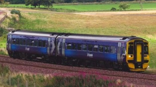 Scottish Borders Council launched a legal action against Network Rail